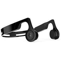 HSBC Open Ear Wireless Bone Conduction Headphones,Bluetooth