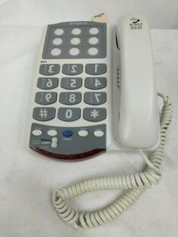 Clarity P400 AMPLIFIED TELEPHONE with PICTURE DIALING HEARIN