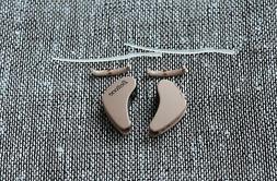 Pair of hearing aids Beltone Change CHG62D, light brown