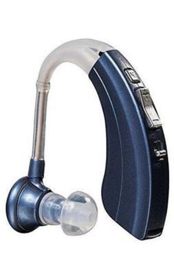 Britzgo Personal Digital Hearing Aid Amplifier Bha-220 Blue