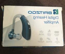 Britzgo Personal Digital Hearing Aid Amplifier BHA-220S Sing