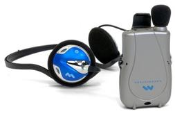 Williams Sound PocketTalker Ultra System with Rear-wear Head