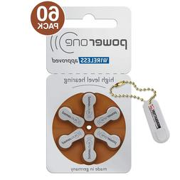 power one hearing aid batteries pr41 p312