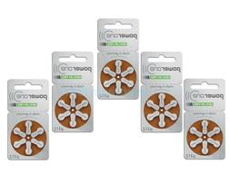powerone hearing aid sz 312 genuine batteries