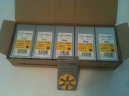 PowerOne Size 10 Hearing Aid Batteries - 50 x 6 packs = 300