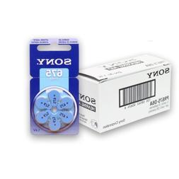 Sony Pr675-D6A PR675 Zinc Air Battery Dial Multipack