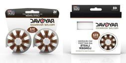 Rayovac Proline Advance Hearing Aid Batteries, Size 312