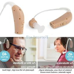 Rechargeable Acousticon Behind Ear Hearing Aids Audiphone BT