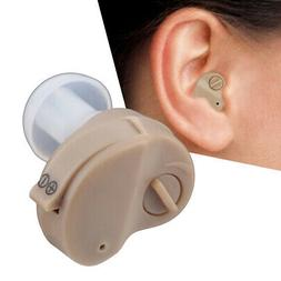 Rechargeable Digital Hearing Aid In Ear Invisible Tone Sound
