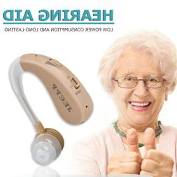 Rechargeable Digital Hearing Aid Severe Loss Invisible BTE E