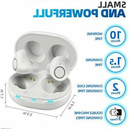 Rechargeable Digital Mini In Ear Hearing Aid Adjustable Tone