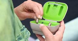 rechargeable hearing amplifier audeo b
