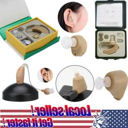 Rechargeable Mini Digital Hearing Aids Behind/In Ear Sound A