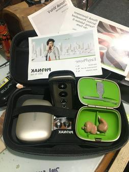 set of virto v90 hearing aids
