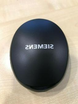 Siemens / Signia Hearing Aids Storage Case - New, Matt Black