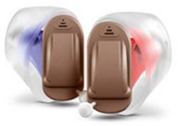 Siemens Signia Silk Primax 1px INSTANT FIT CIC Hearing Aid