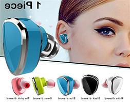 Sound Force Single Earbud Wireless Bluetooth 4.1 For Women M