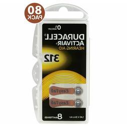 NEW Duracell Size 312 Activair PR41 P312 Hearing Aid Batteri
