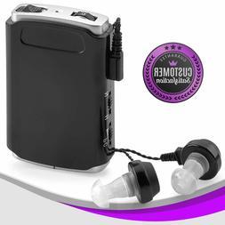 Sound Amplifier - Pocket Sound Voice Enhancer Device with Du