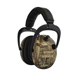 Pro Ears - Stalker Gold - Electronic Hearing Protection and