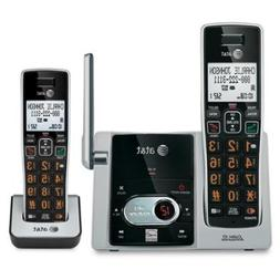 At&t Cl82213 Dect 6.0 Cordless Phone - Cordless - 1 X Phone