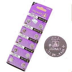 Ten pack  AG6 G6 L4920 371 371A CX69 LR920W SR920 171 TMI Ti