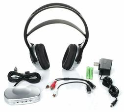 Unisar TV Listener Rechargeable Wireless Headset System