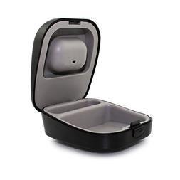 Universal Small Carry Case with Silicone Lining for PSAPs he