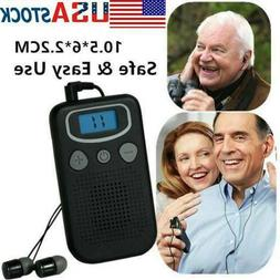 US Personal Ear Hearing Aid Device Booster Sound Magic Heari