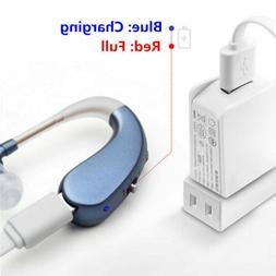 us rechargeable digital hearing aid severe loss