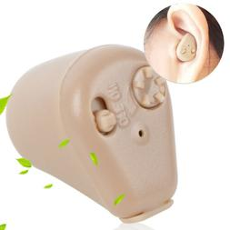 USB Rechargeable Digital Mini In Ear Hearing Aid Adjustable