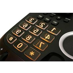 High Volume 53dB Large Big Button Numbered Keypad Display Ea