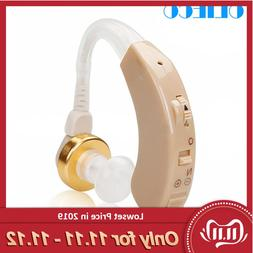 Volume Adjustable Small Mini Behind the Ear Best Sound Voice
