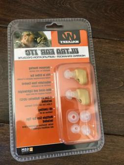 Walker's Game Ear Ultra Ear ITC Sound Amplifier or Reduction