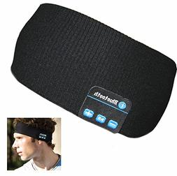 Bluetooth Sleep Headphones - Bedphones Used as Sleeping Mask