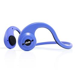 ALLIMITY Wireless Open Ear Bone Conduction Headphones Blueto
