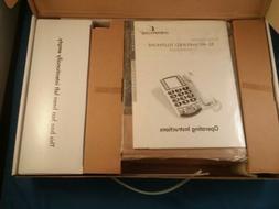 xl 40 single line corded phone nib