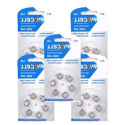30 Pcs A13 P13 Size 13 1.4V Hearing Aid Batteries